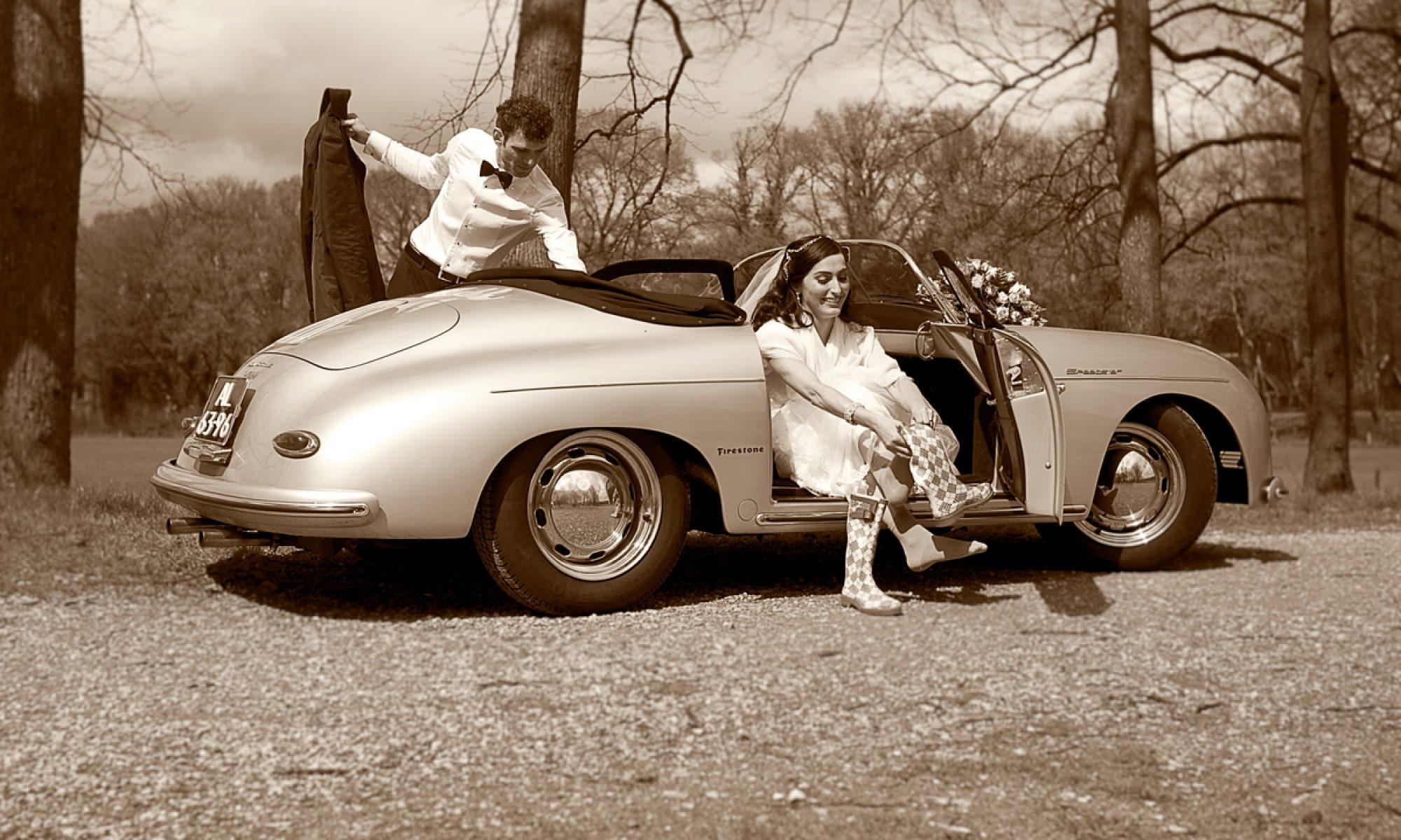 Bruidsfotograaf en portretten