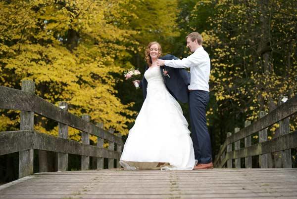 Bruidsreportage voorbeelden, Cyrille Maratray