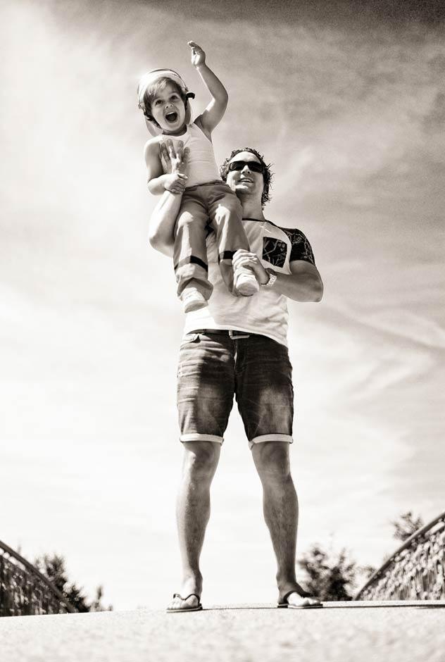 Familie portretfotograaf - Cyrille Maratray