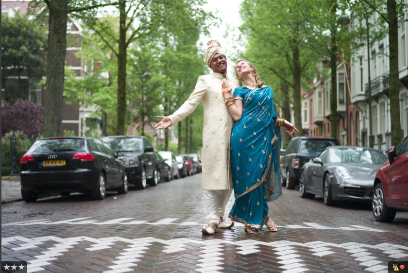 Trouw in Amsterdam, Cyrille Maratray