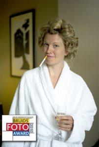Foto genomineerd Bruid en Bruidegom Award